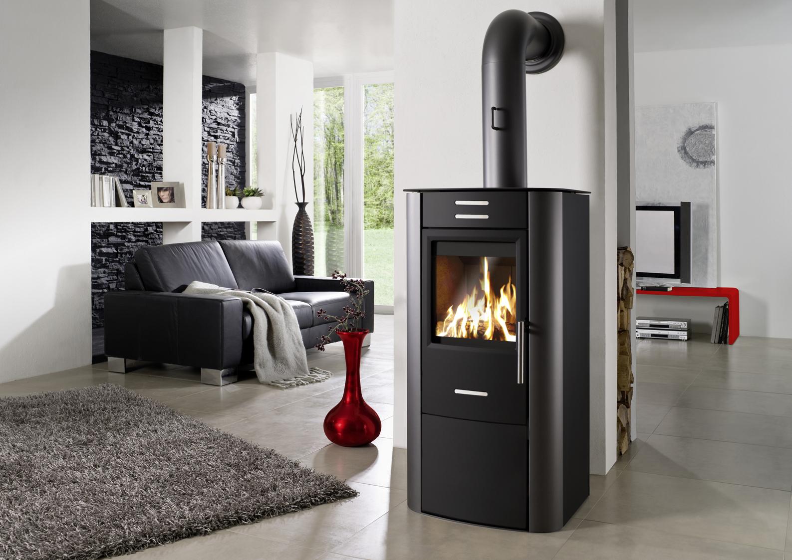 kaminofen koppe baro 7kw ofenhaus baklarz. Black Bedroom Furniture Sets. Home Design Ideas