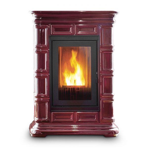 sergio leoni pelletofen marlene p n 8 kw ofenhaus baklarz. Black Bedroom Furniture Sets. Home Design Ideas
