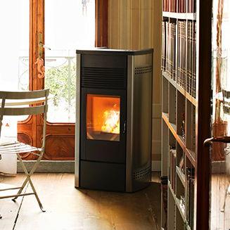 mcz pelletofen ego hydromatic 11 6 kw ofenhaus baklarz. Black Bedroom Furniture Sets. Home Design Ideas